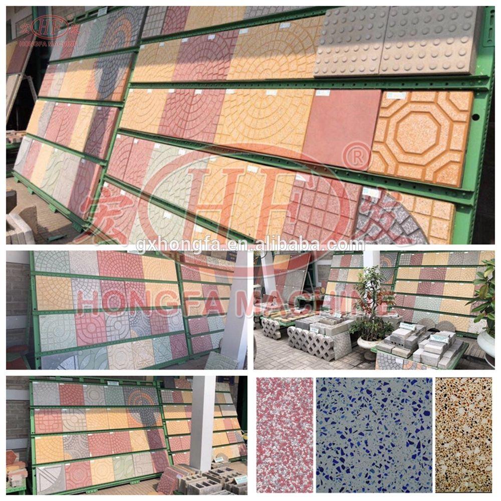 brick tiles terrazzo tile