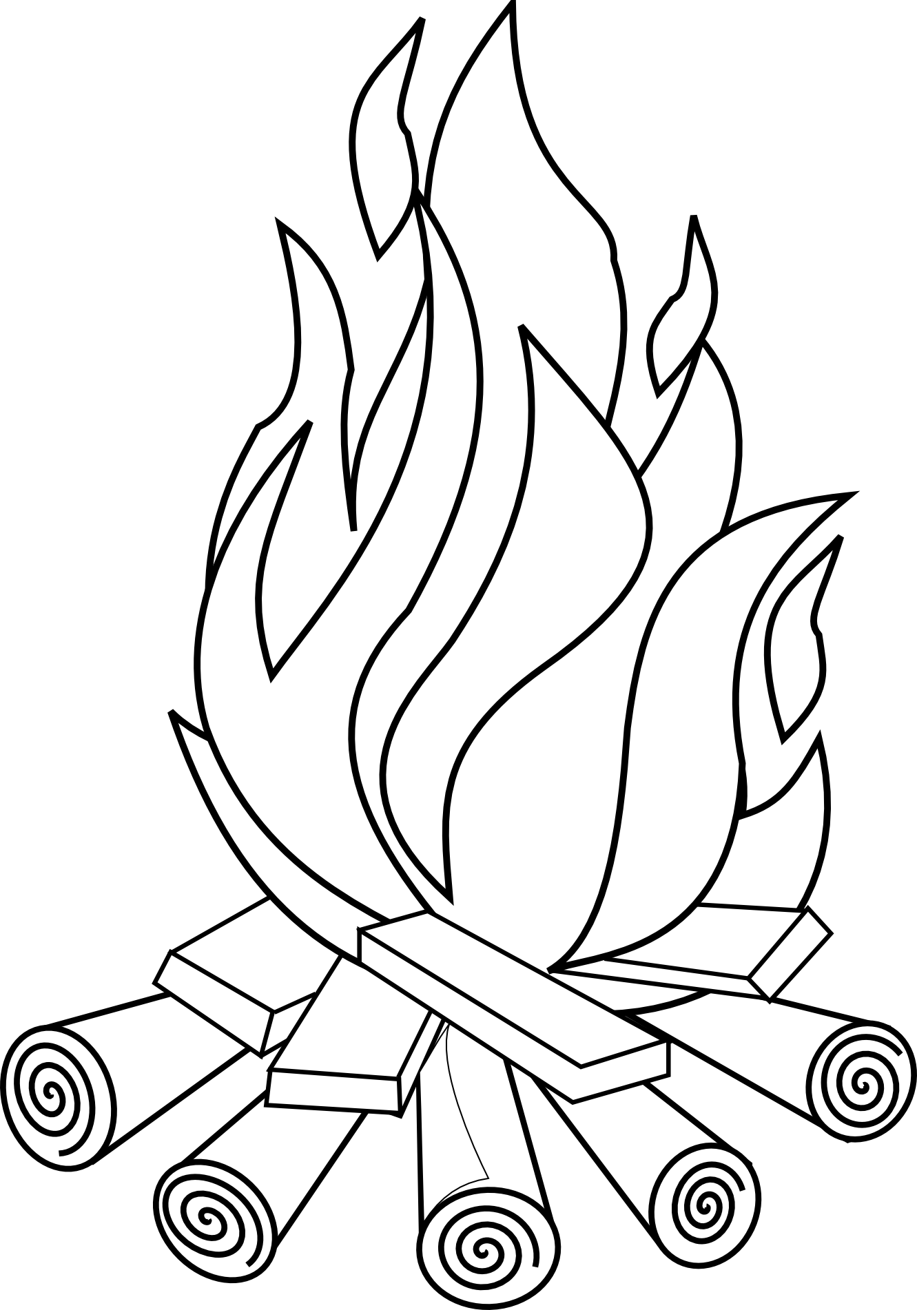 Images For Gt Black And White Fire Tattoo