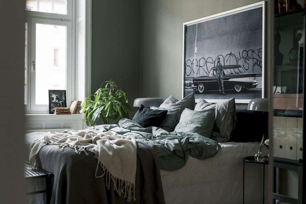 Decorar interiores con letras luminosas - dormitorio Dormitorios