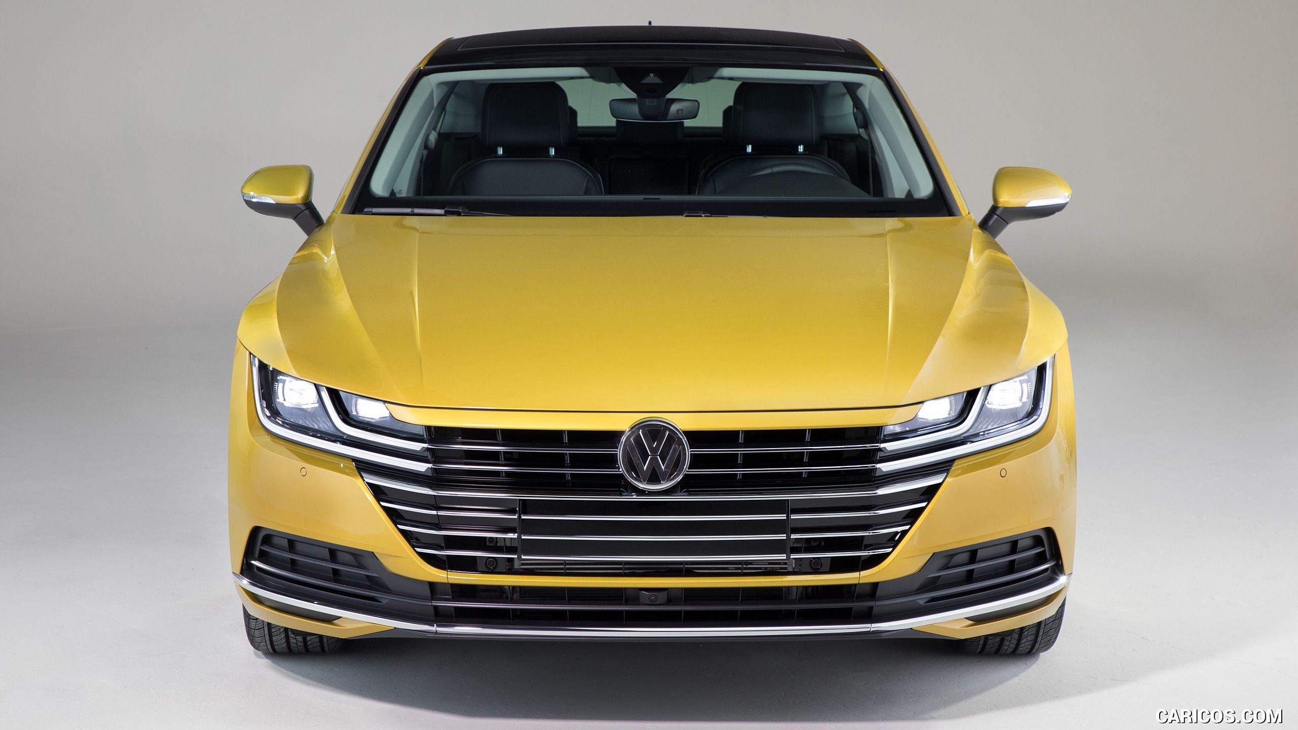 VW Arteon Usa >> 2019 Volkswagen Arteon Us Spec Front Hd Volkswagen