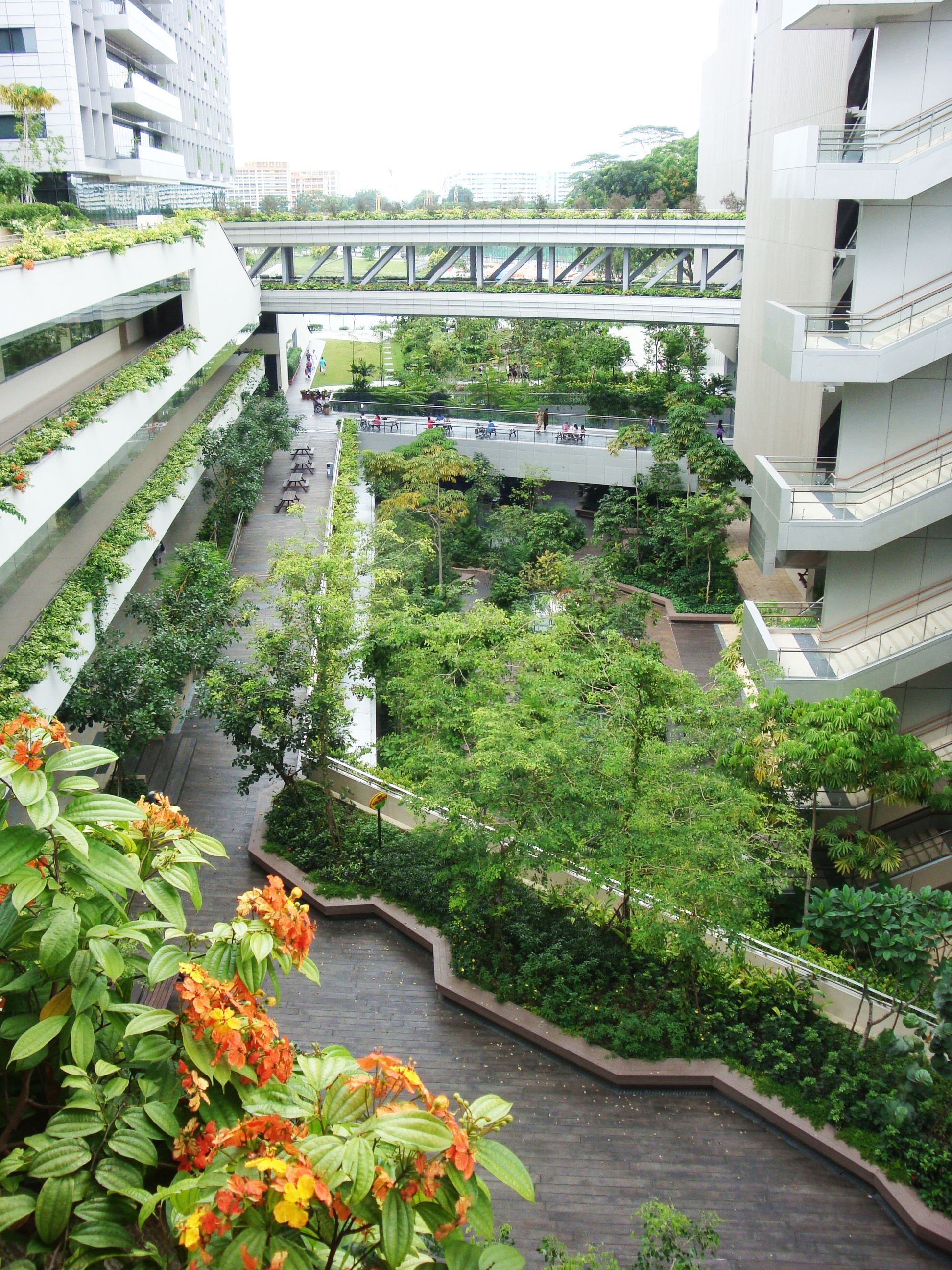 Khoo Teck Puat Hospital In Singapore - By RMJM