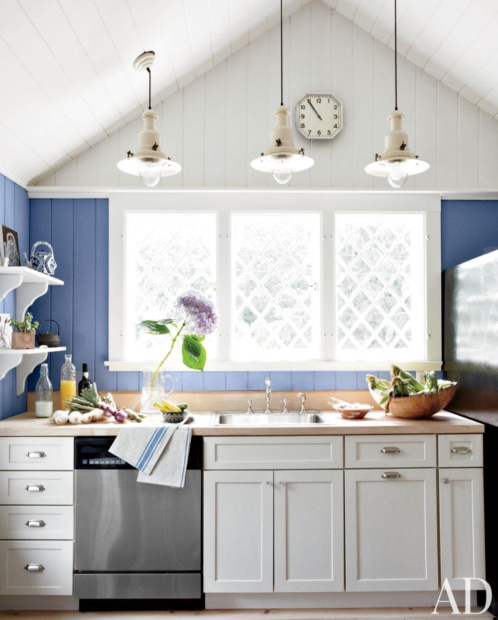 Idée cuisine style bord de mer   Hamptons at Le Touquet   Pinterest