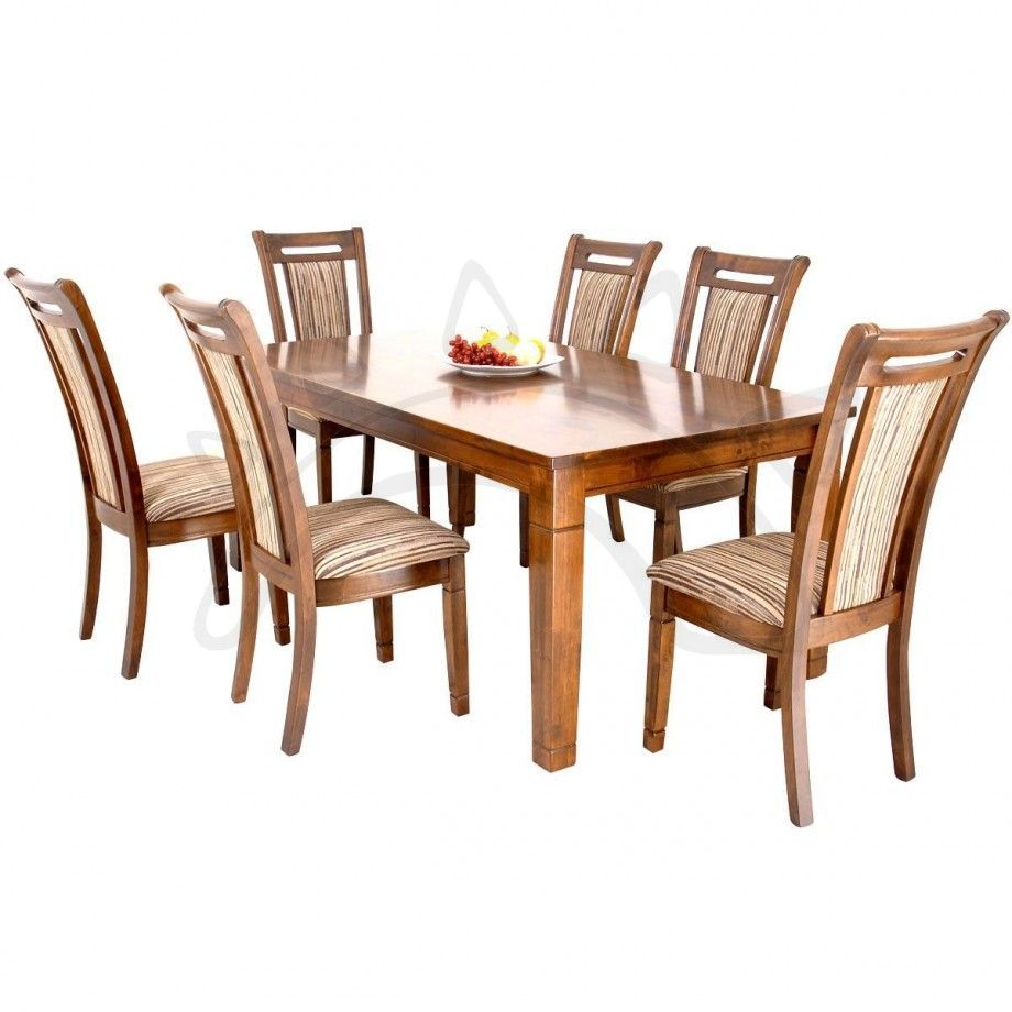Commodity juego de comedor sandania 6 sillas sillas pinterest juegos de comedor - Samarkanda muebles ...