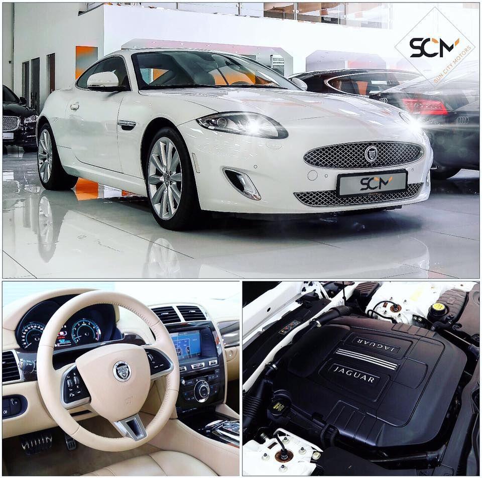 Warranty Available! JAGUAR XK 5.0 COUPE AED 119,000 Drive