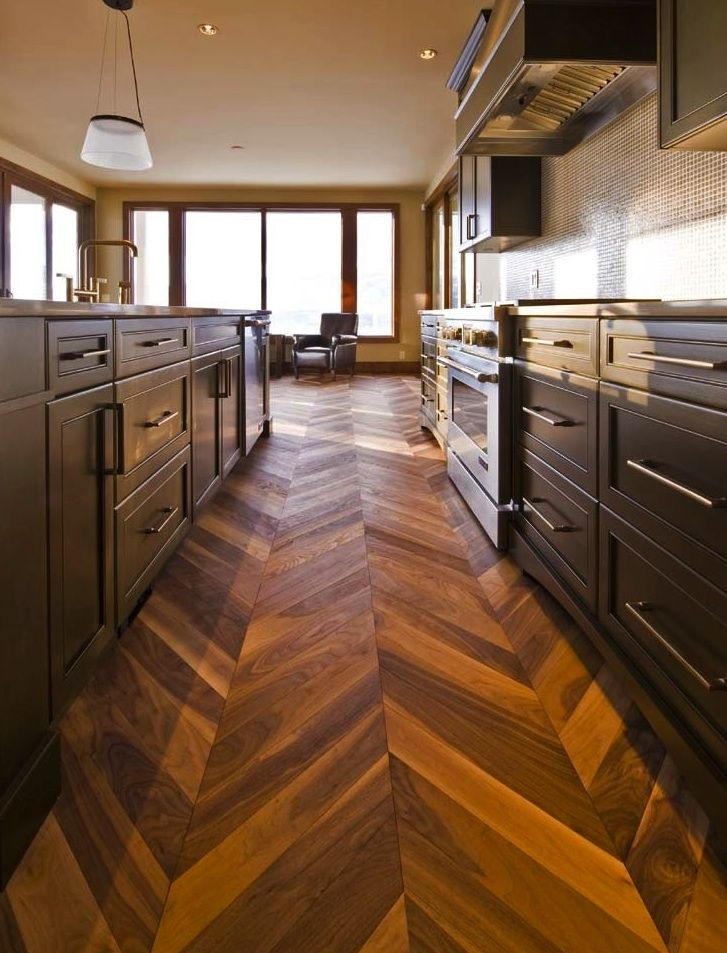 Hardwood Flooring Portland  Kitchen Remodel  Hardwood
