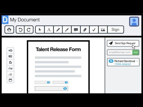 Dochub Edit And Sign Pdf Documents Chrome Web Store Signature Of My Name Cool Signatures Signature Creator