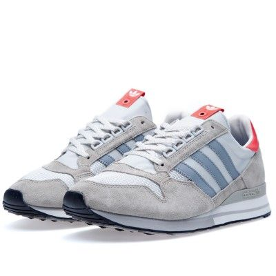 3e73521c2d131 Adidas Consortium ZX500 OG (Ice Grey   Red)