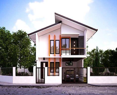 desain rumah minimalis 2 lantai idaman   rumah minimalis