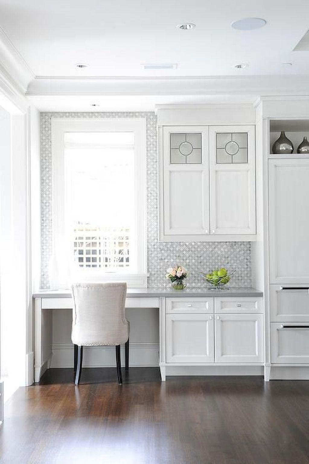 How to Make Best White Kitchen  SHAIROOM.COM  Kitchen office