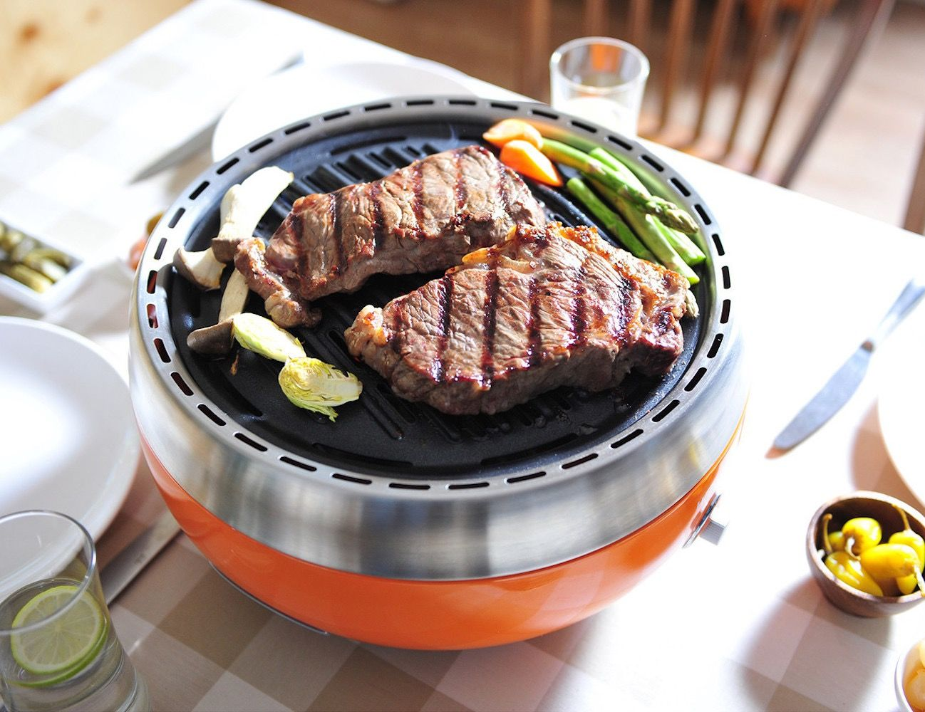 homping grill ultimate portable charcoal bbq grill bbq grill