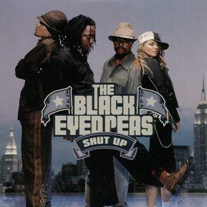 The Black Eyed Peas – Shut Up (single cover art)