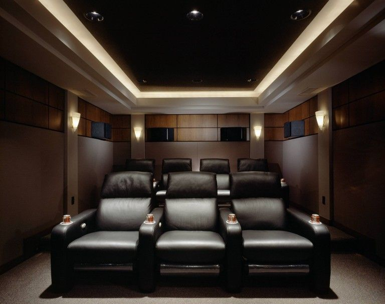 25 Inspirational Modern Home Movie Theater Design Ideas Home