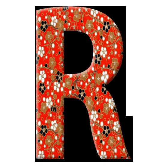 Buchstabe Letter R Alphabet Letter R Lettering