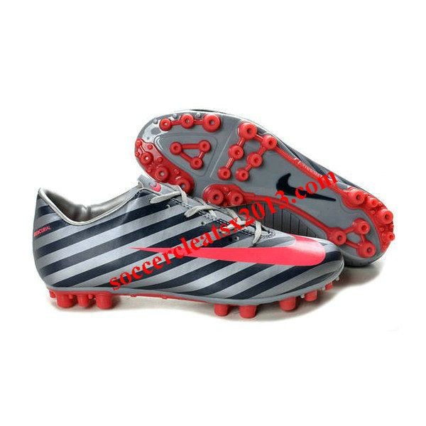 buy online 2e5d3 9346a Nike Mercurial Vapor Superfly CR7 III AG Zebra Blue Red Obsidian Cleats