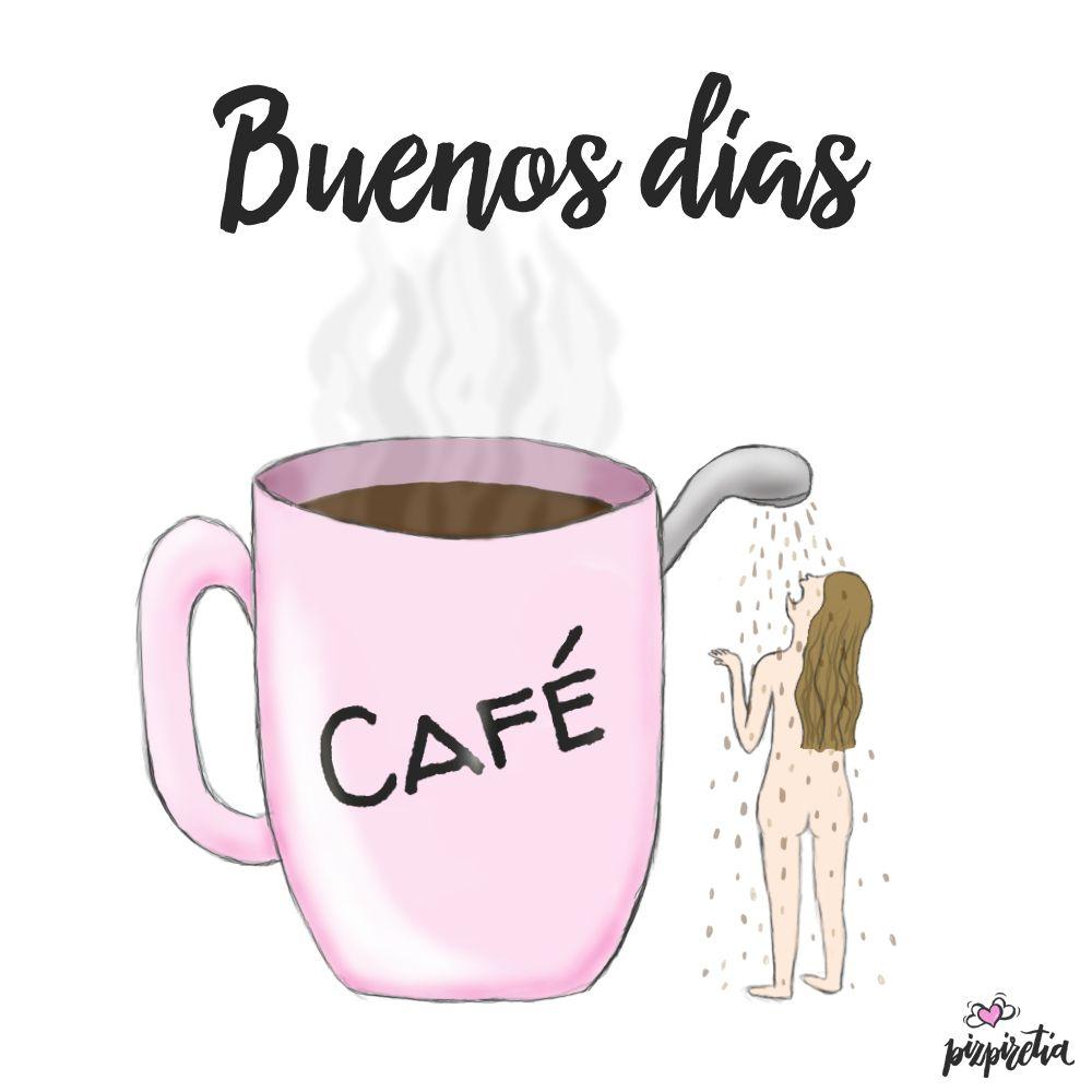Wwwpizpiretiacom Diseñografico Humor Buenosdias Ilustraciones