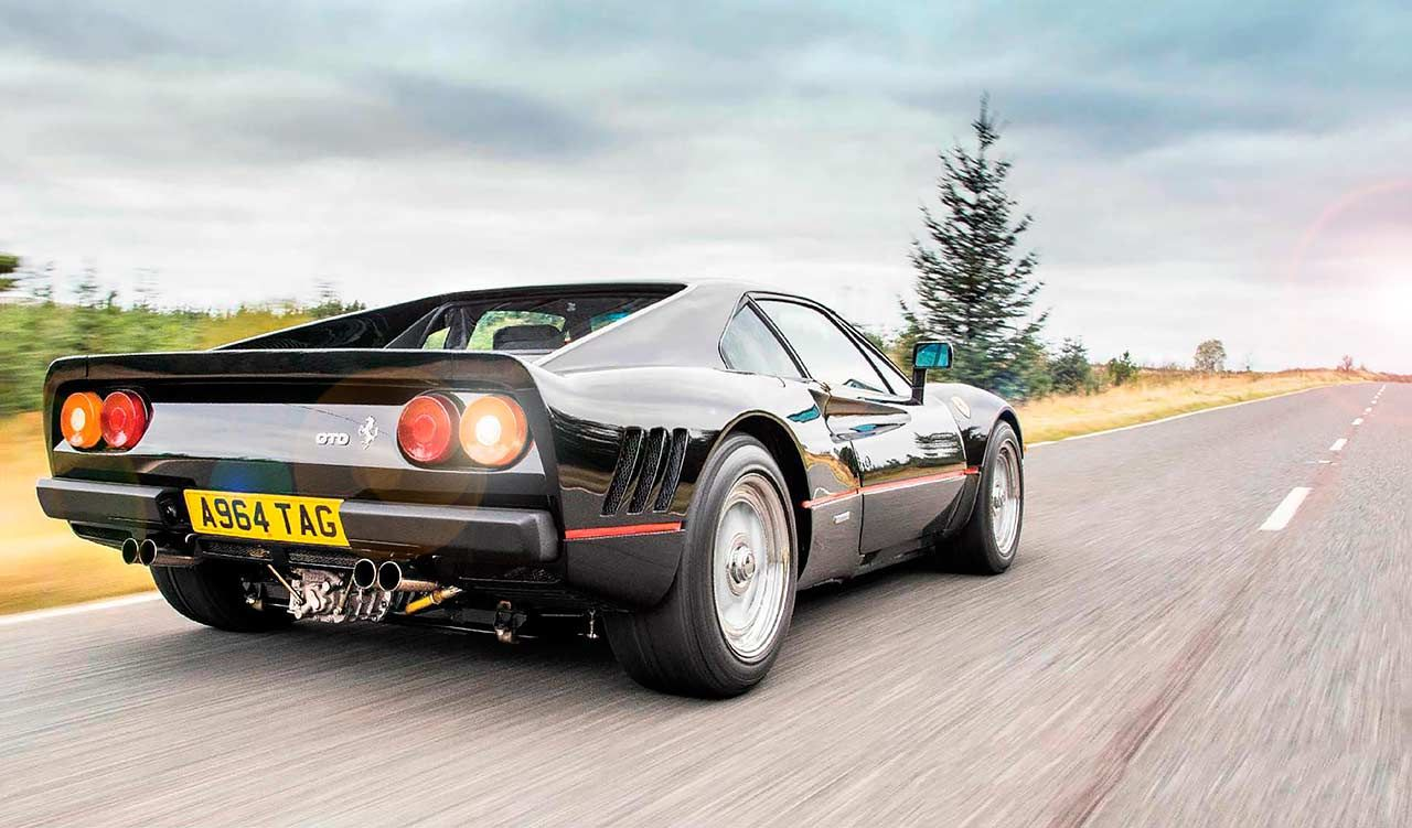 Who Owns The Black Ferrari 288 Gto Google Search With Images