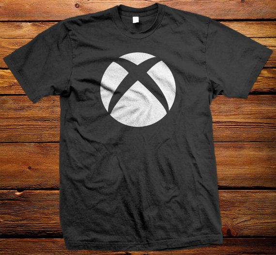 b00434c9537 Xbox One Logo Shirt TShirt tshirt tshirt Xbox by unlimitedshirts