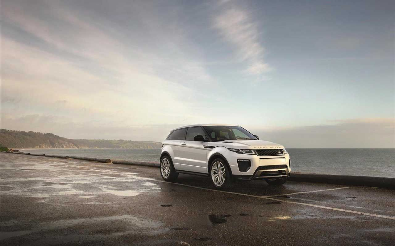 2017 Range Rover Evoque Review http//www