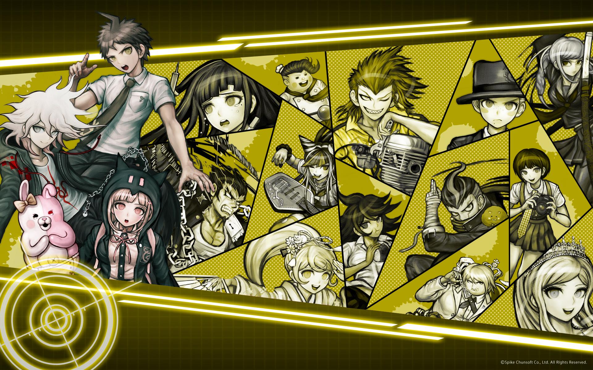 Backgrounds Danganronpa Download Danganronpa Anime Music Danganronpa V3