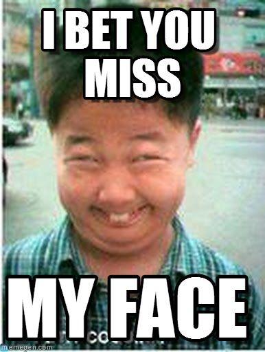 Missing Your Best Friend Meme : missing, friend, Meme's