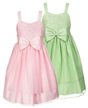 cae08b0e3cc1e Knitworks Sequin Soutache Dress - Girls 4-6x   Give It A Whirl (girl's)