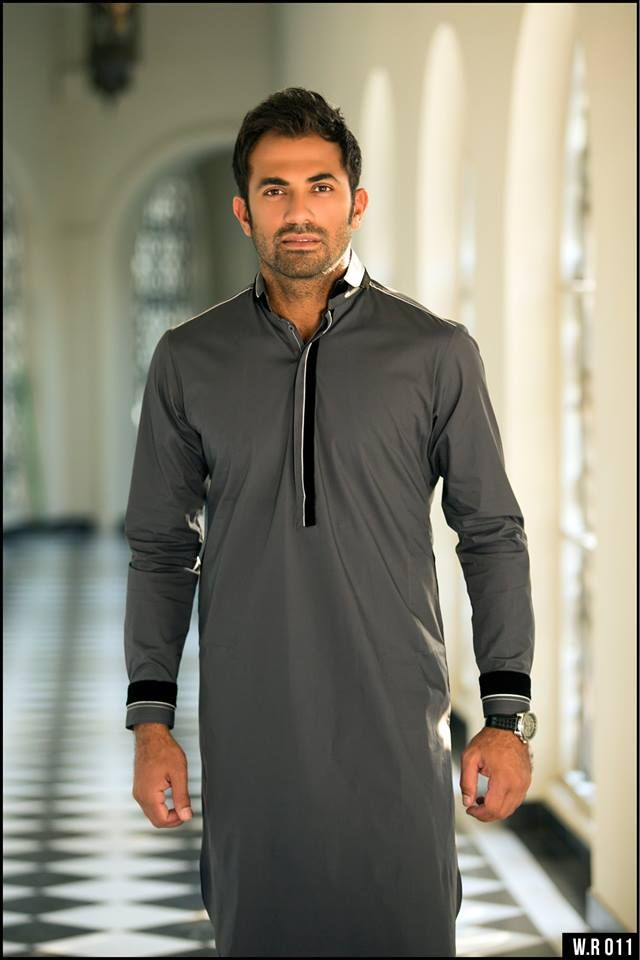 e643c45d9a Latest Men Dresses Eid Collection 2015 by Humayun Alamgir | Men ...