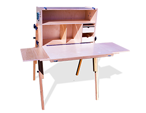 My Camp Kitchen Outdoorsman Baltic Birch (Front with ...