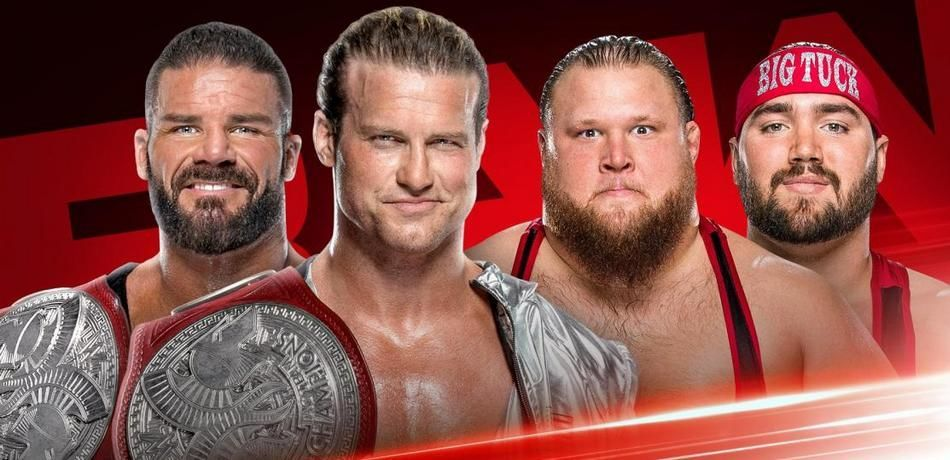 Wwe News Another Huge Title Match Confirmed For Season Premiere Of Monday Night Raw Another Title Will Be On The Line For What Season Premiere Wwe News Wwe