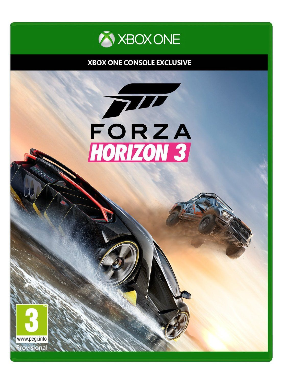 Forza Horizon 3 Xbox One Forza horizon 3, Xbox one games