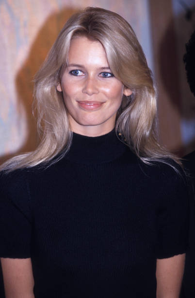 Claudia Schiffer Claudia Schiffer Beautiful Blonde Claudia Schiffer Now