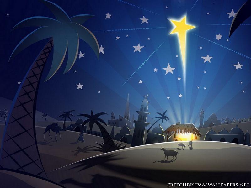 Pin On Christmas Christmas wallpaper jesus images hd