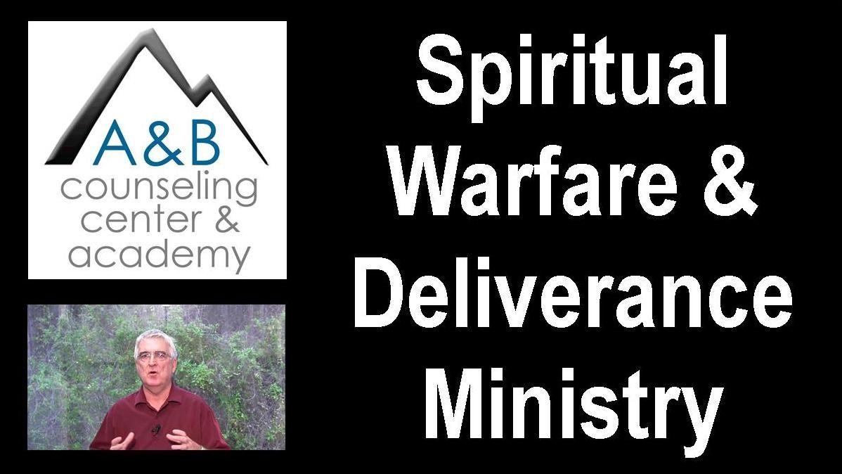Video blog  Spiritual warfare & deliverance ministry  How