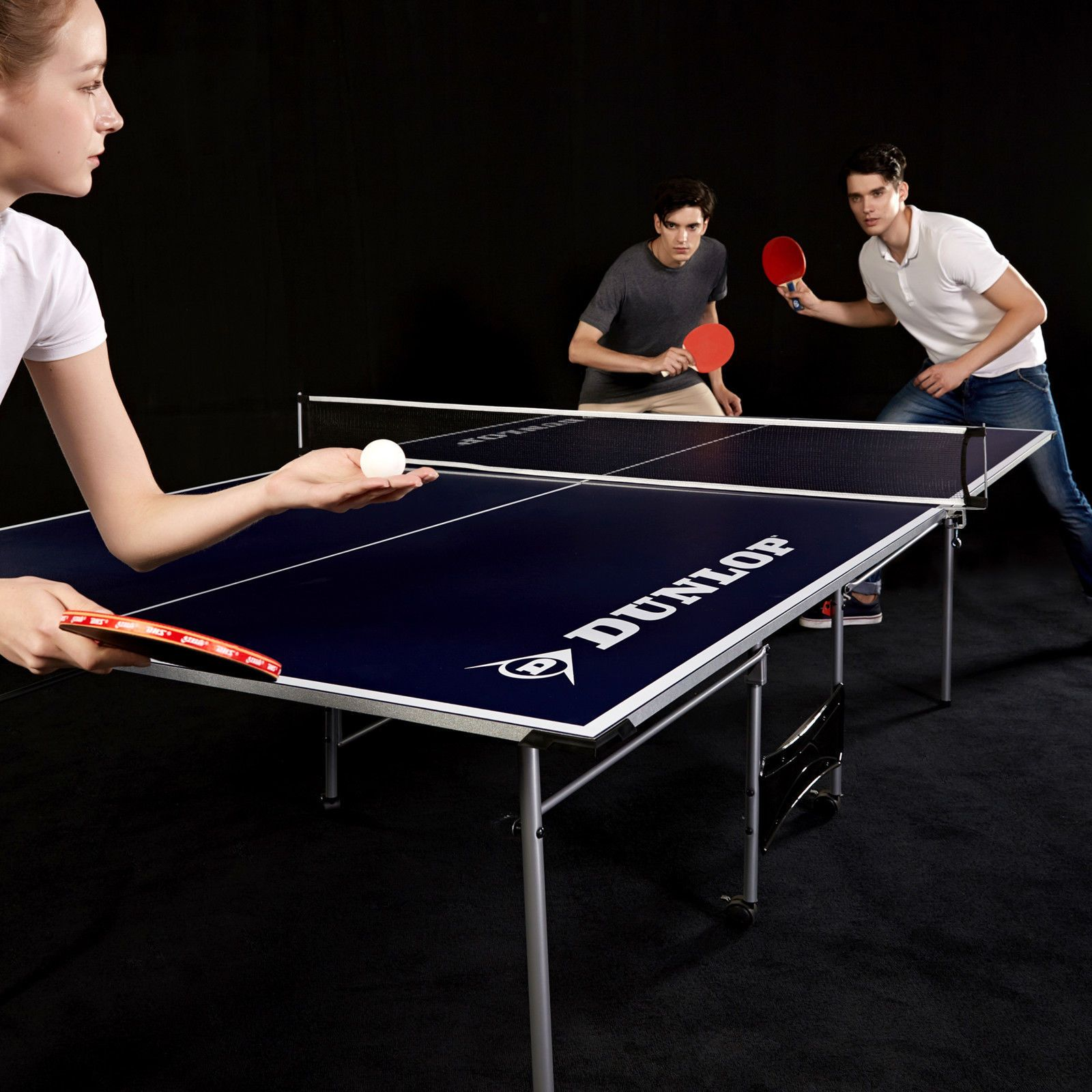 Official Size Table Tennis Table Game Folding Sport Play