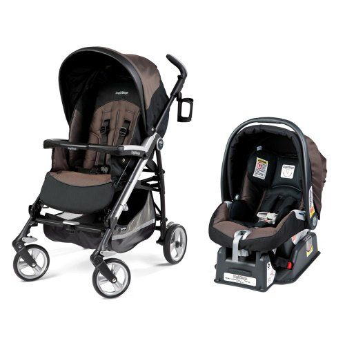 Peg Perego 2012 Pliko Four Travel System, Newmoon - http://babystrollers.everythingreviews.net/4093/peg-perego-2012-pliko-four-travel-system-newmoon.html