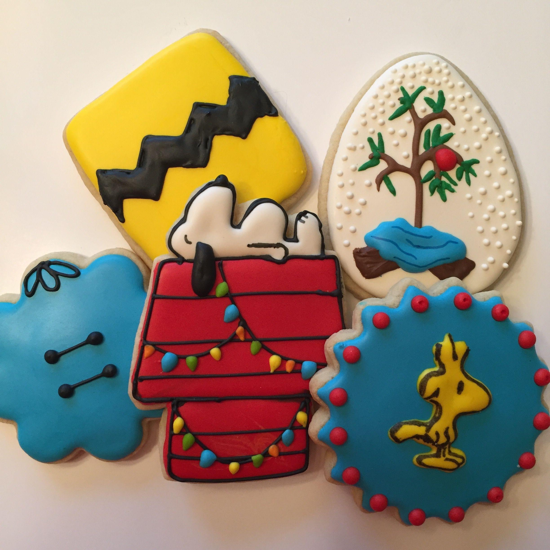 Charlie Brown Christmas Cookies Grammy S Cookie Jar Cookies