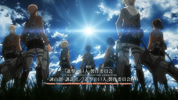 Изображение «Anime Attack On Titan/SNK» от пользователя