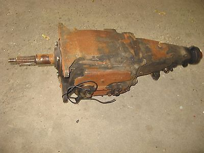 GM Saginaw 3 speed manual transmission #3925647- Chevelle