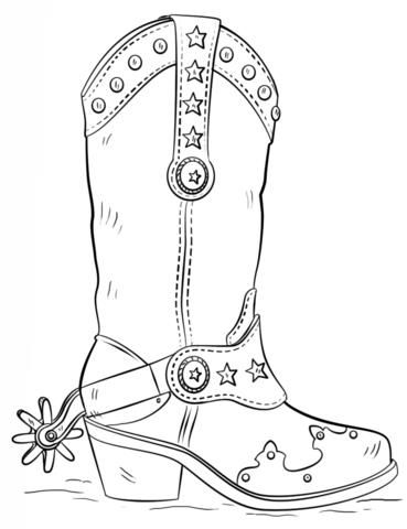 15 Cowboy Coloring Pages Cowboy Boots Drawing Cowboy Crafts Cowboy Boot Crafts