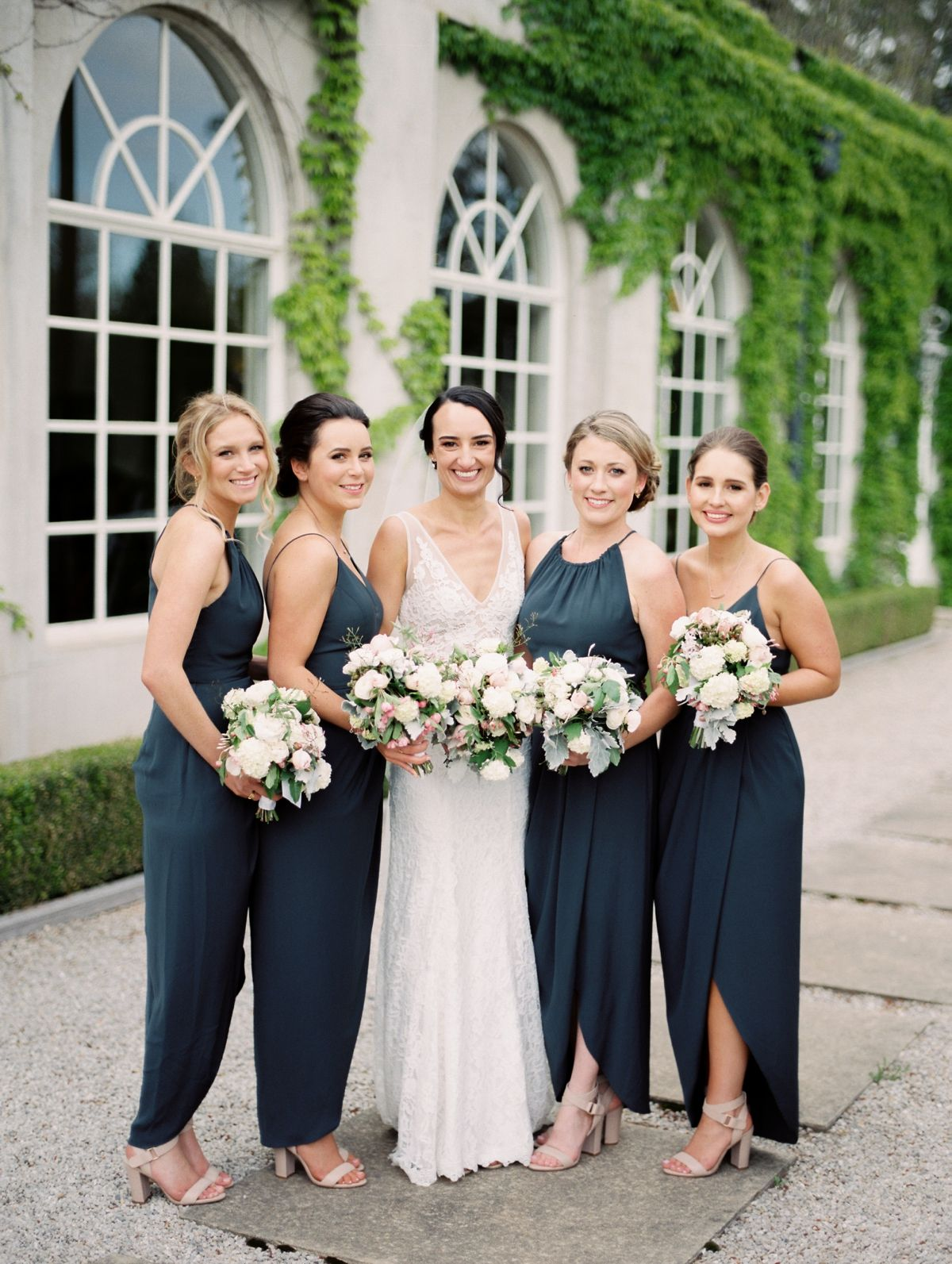 Charcoal bridesmaids dresses lovely day pinterest charcoal charcoal bridesmaids dresses ombrellifo Gallery