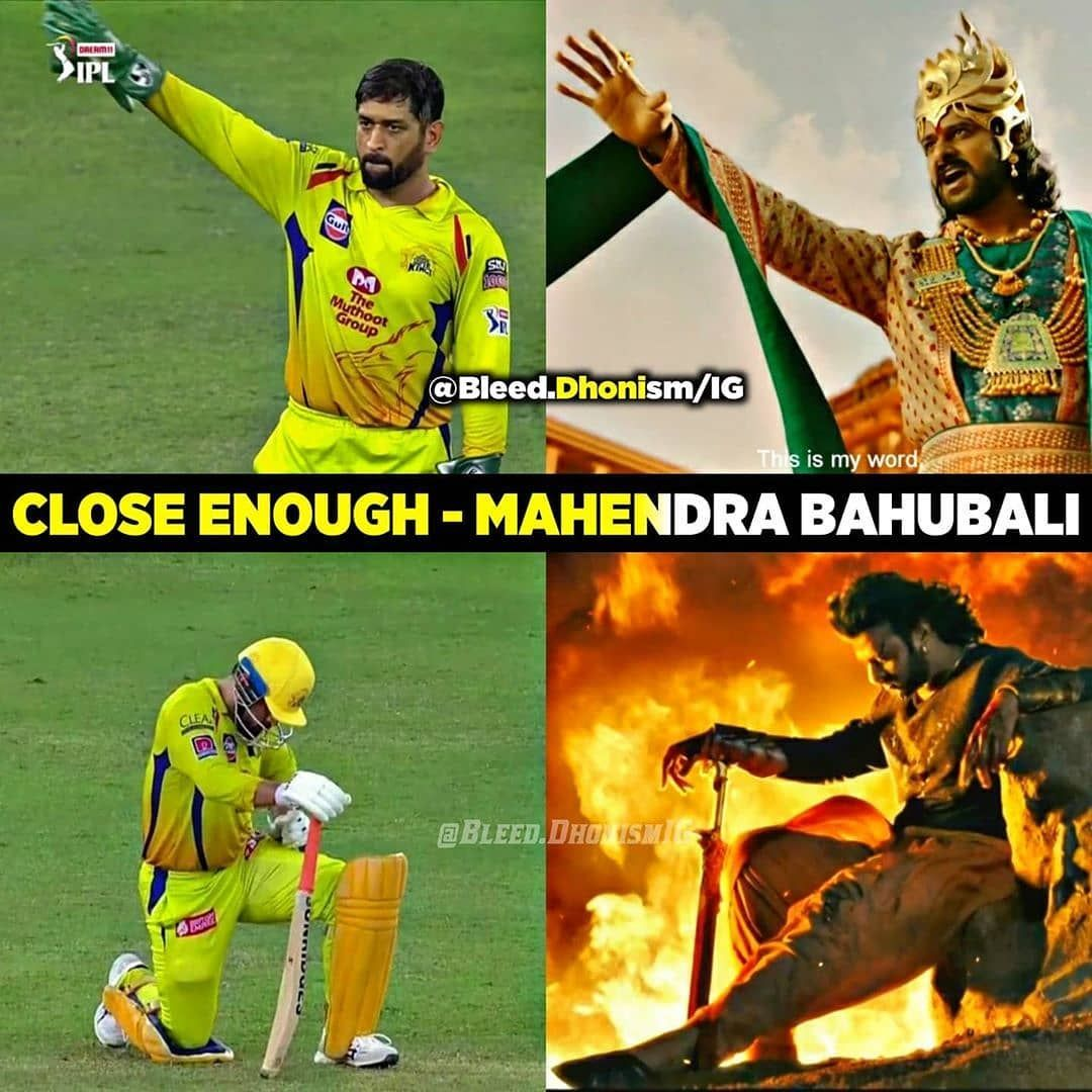 Csk Fan Club 2020 On Instagram Cre Bleed Dhonism Ms Dhoni Photos Weird Quotes Funny Really Funny Memes