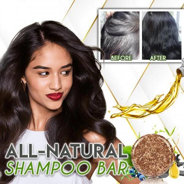 Barra reparadora de cabello totalmente natural  – Peinados