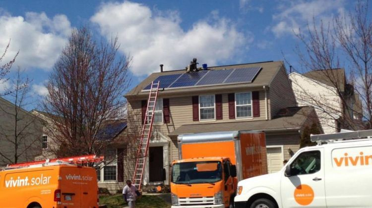 Vivint Solar Closes On Us 360 Million Forward Flow Financing Deal For 95 100mw Of Future Pv Projects Vivint Solar Vivint Solar