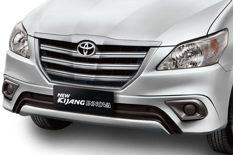 New Toyota Innova Kijang Auto2000 Priceand