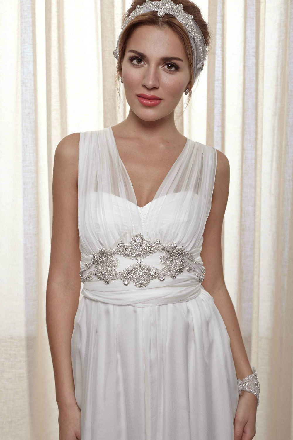 anna campbell dresses - Google Search