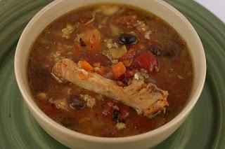 Slow Cooker Mulligatawny Soup Recipe