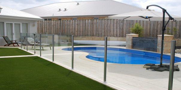 Diy Glass Pool Fencing Glass Pool Fencing Pool Fence Glass Pool