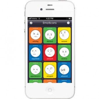 Emotionary App Funny Feelings Teaching emotions, Apps