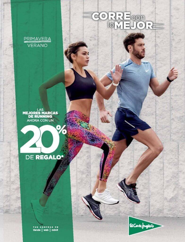Catálogo deporte El Corte Inglés 2018  precios ofertas 205988c1a9b
