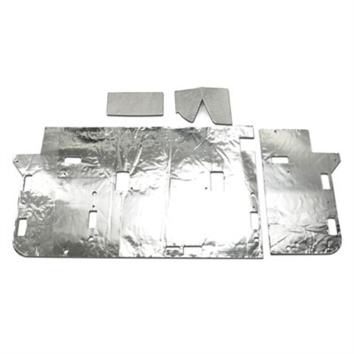 Nice Great DEI Heat Shield Kit 902482 HONDA Pioneer 10005