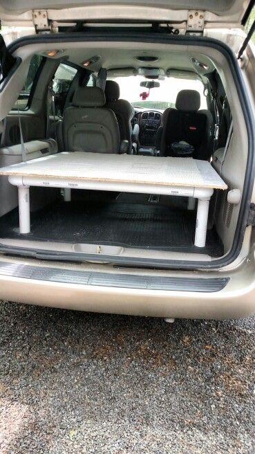My Pvc Bed Frame Town Country Van